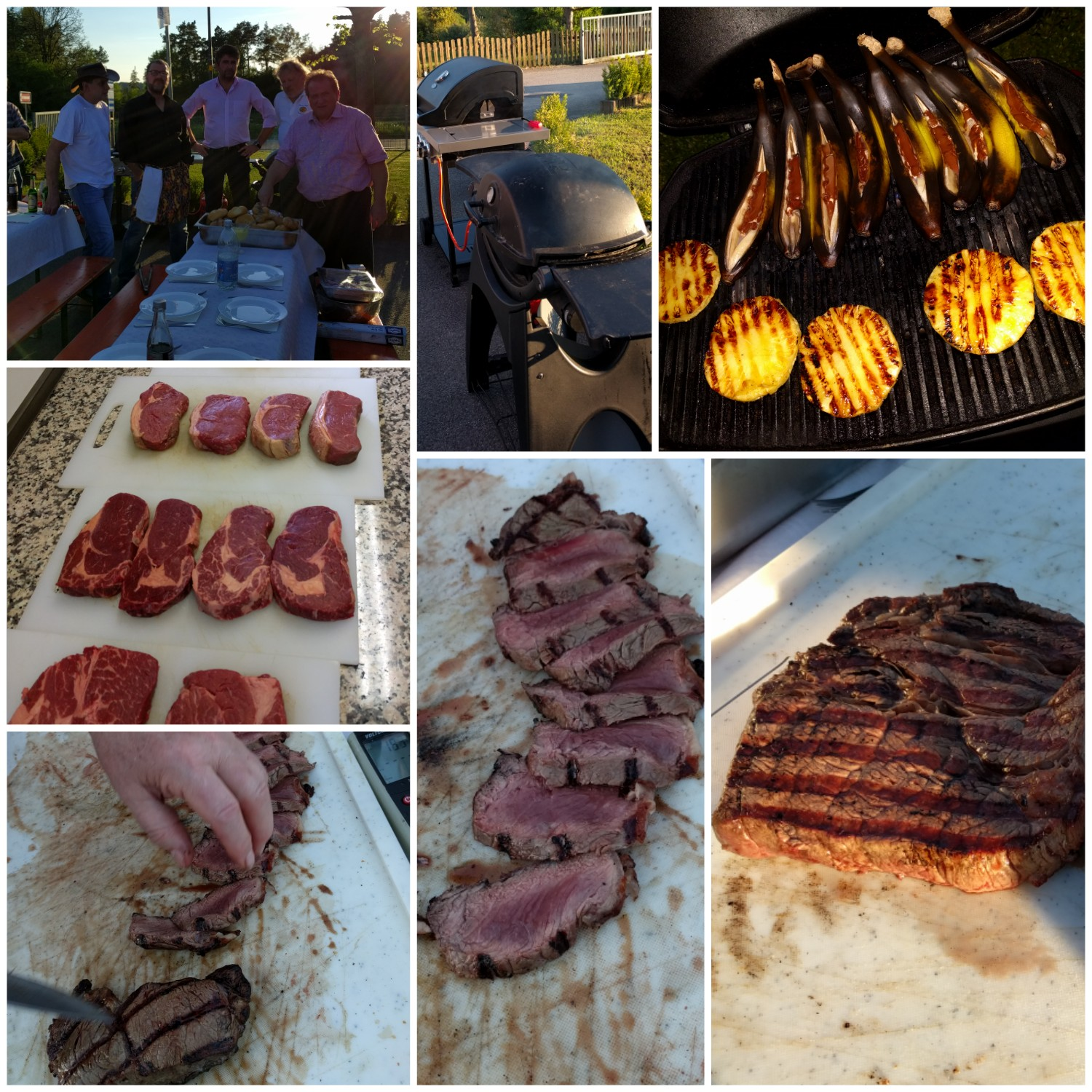 Grill Workshop im Mai 2017